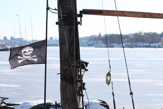 Stockholm Piratenschiff