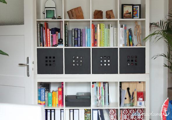Tafellack Boxen IKEA Expedit