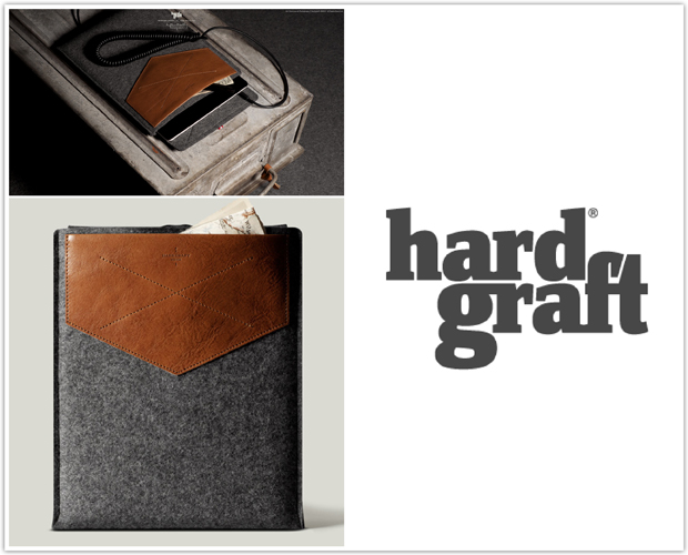hardgraft ipad sleeve