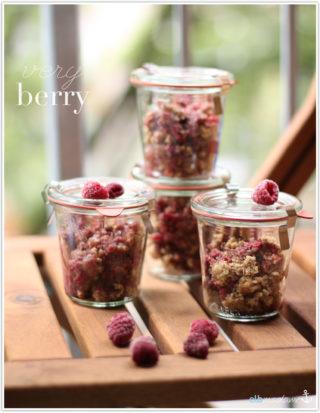 Post aus meiner Küche elbmadame very berry