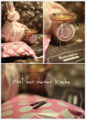 Post aus meiner Küche Picknick