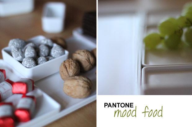 Pantone Mood Food