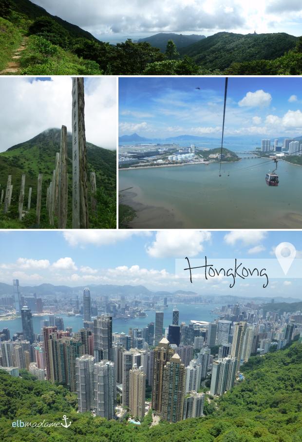 Asien Hongkong Heimplanet