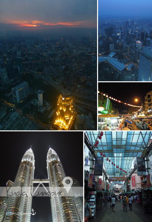 Asien Kuala Lumpur Malaysia Heimplanet