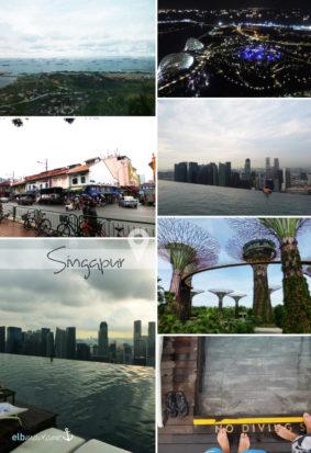 Asien Singapur Heimplanet