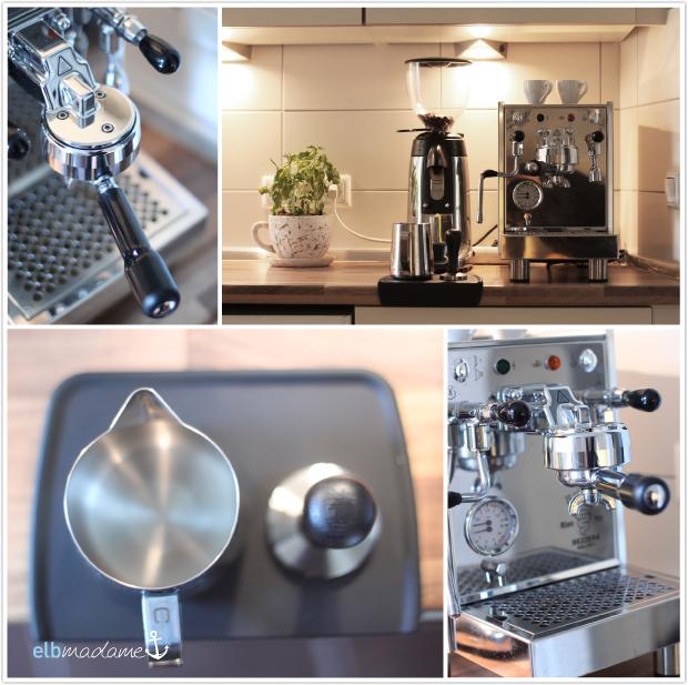 elbmadame küche kaffeemaschine siebträger espresso