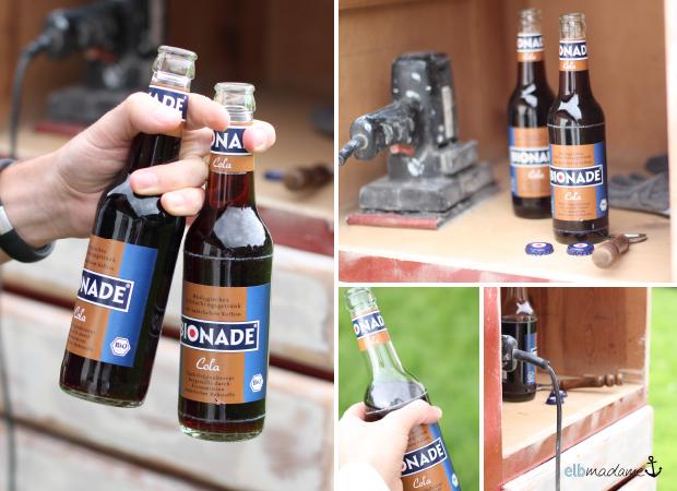 bionade blogger cola