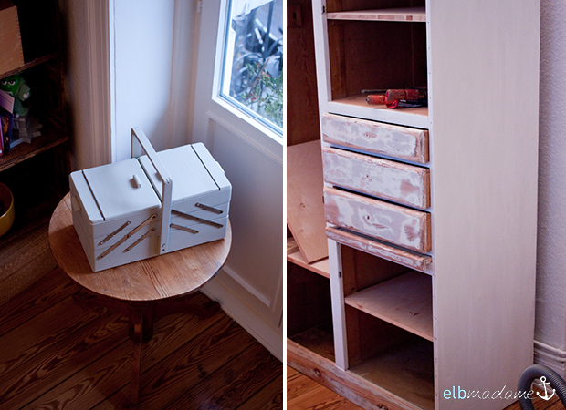 Schrank Makeover DIY Upcycling