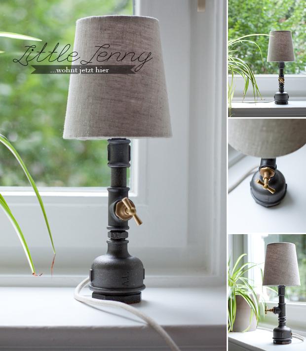die kleine jenny die wohnt jetzt hier leuchten. Black Bedroom Furniture Sets. Home Design Ideas