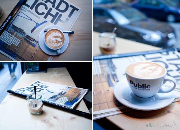 Public Coffee Roasters Hamburg