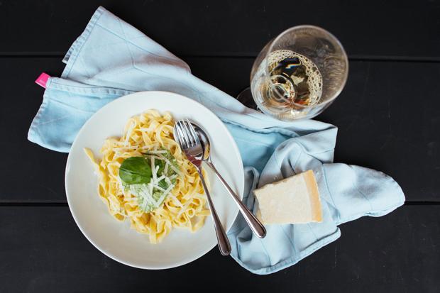 Pasta Homemade selbst gemacht Nudeln KitchenAid