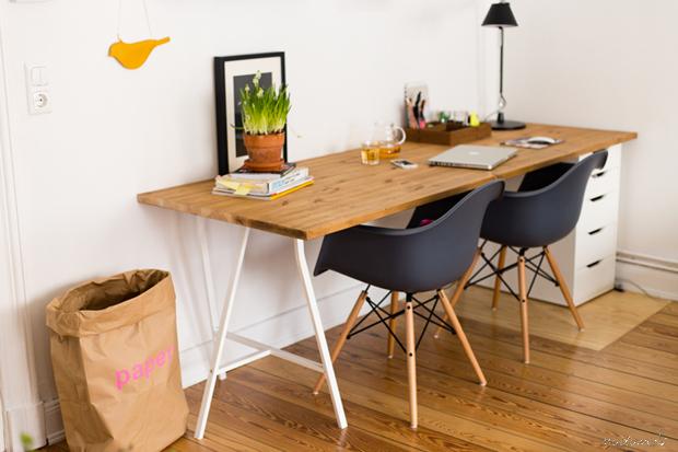 online shop pappsalon ordnung auf dem schreibtisch. Black Bedroom Furniture Sets. Home Design Ideas