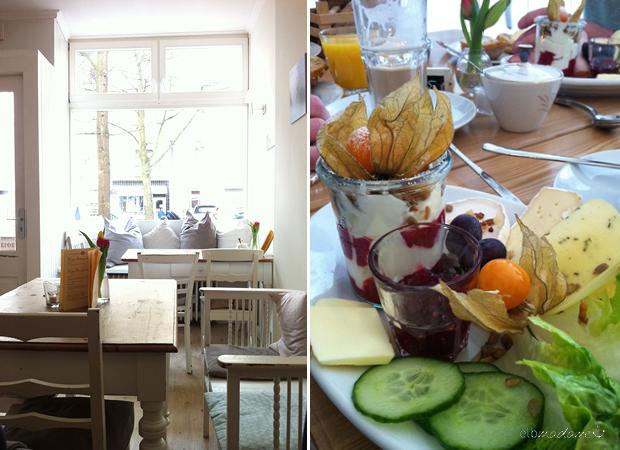 Frühstück in Hamburg Glück & Selig