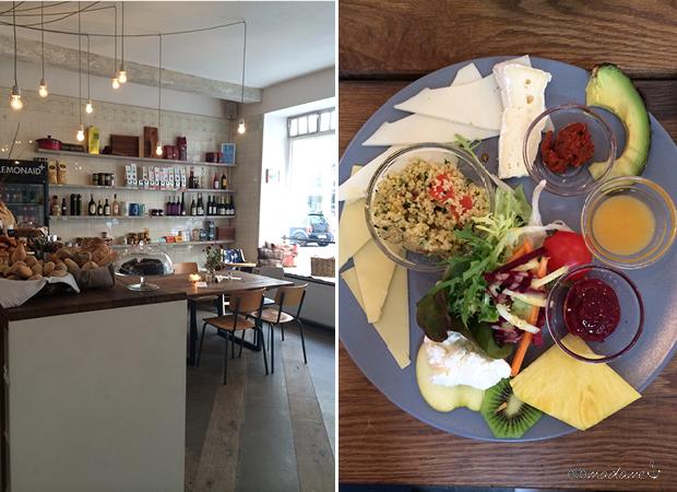 Frühstücken in Hamburg Hej Papa