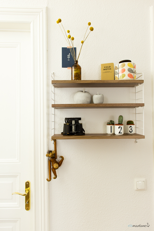 styling eines string pocket regals elbmadame. Black Bedroom Furniture Sets. Home Design Ideas