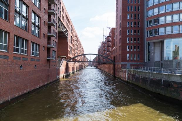 Speicherstadt Hamburg HafenCity