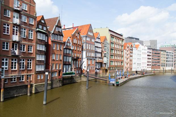 HafenCity Hamburg Speicherstadt
