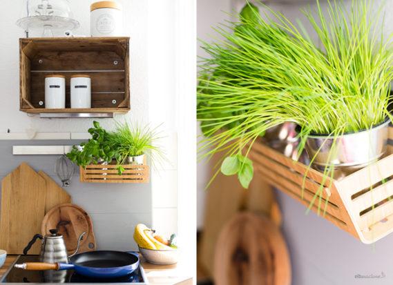 Kueche elbmadame Kitchen IKEA RIMFORSA