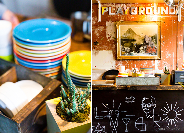 Playground Coffee Hamburg
