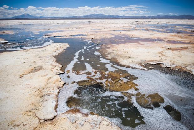 Bolivien Salar de Uyuni Katja Heil