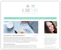 elbmadame - a cake a day