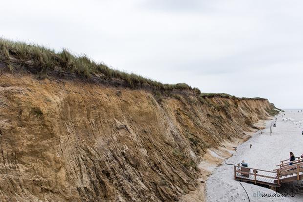 Sylt Rotes Kliff