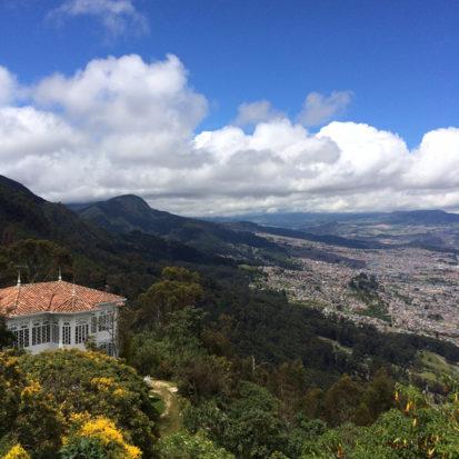 bogota montserrat kolumbien