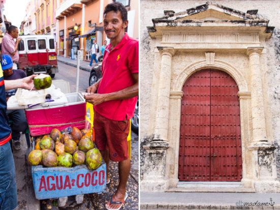 cartagena kolumbien travel