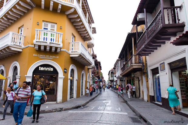 cartagena kolumbien travel