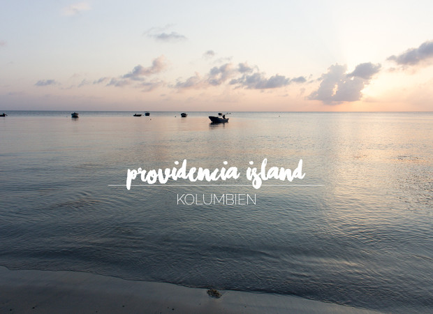 providencia kolumbien travel