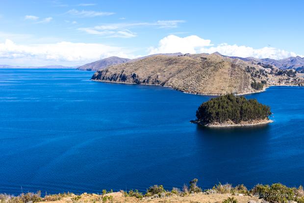 Titicacasee Isla del Sol