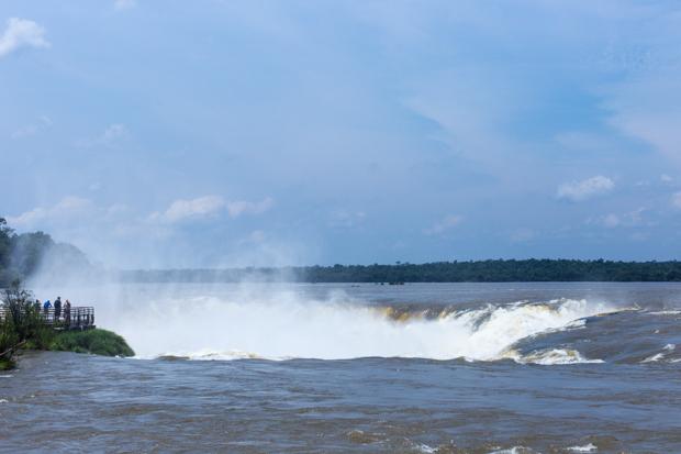 Iguazu-Wasserfälle elbmadame