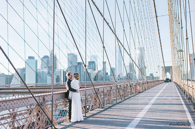 Katja Heil Fotografie New York Wedding Hochzeit Brooklyn Bridge