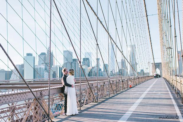 Katja Heil Fotografie New York Wedding Hochzeit Brooklyn Bridge
