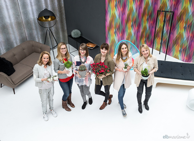 Workshop Pflanzenfreude Blogger