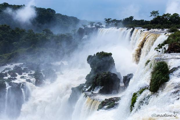 Iguazu-Fälle Brasilien & Argentinien