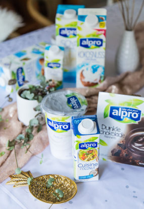 Alpro Soja Produkte