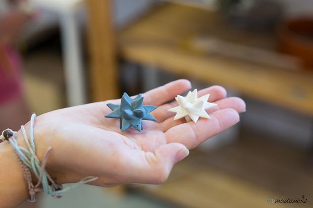 moijdesign Atelierbesuch Amazon Handmade Fröbelsterne