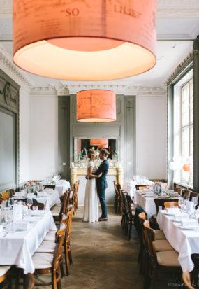 Hochzeit Hamburg Villa Mignon