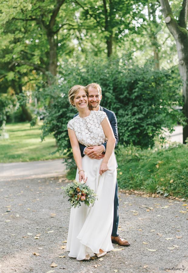 Urbane Hochzeit Hamburg