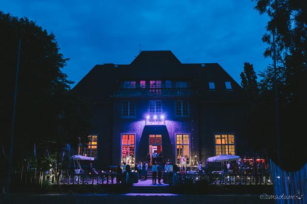 Villa Mignon Hamburg