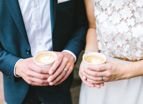 Kaffeebar Hochzeit