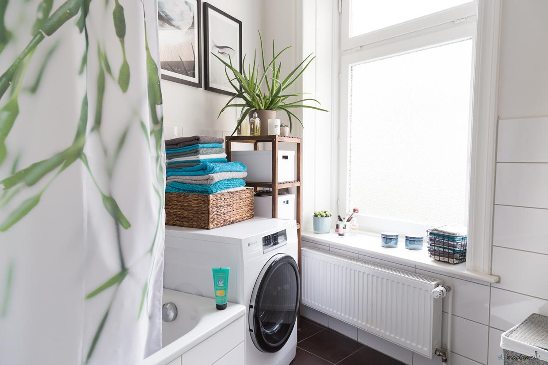 Sehr Schnelle Badezimmer-Umgestaltung – und eine neue Waschmaschine SB53
