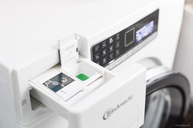 Waschmaschine mit Waschmittelreservoir