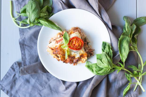 Klassische Lasagne kochen