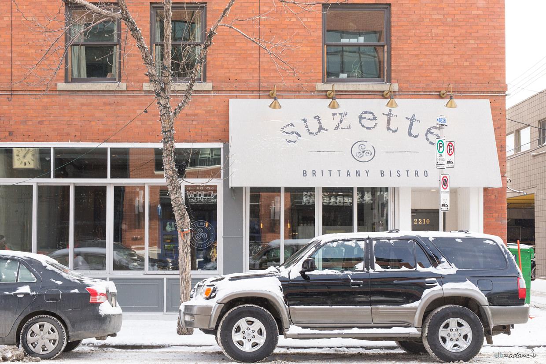 Bistro Suzette Calgary Alberta