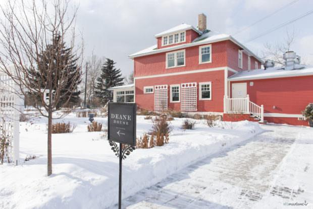 Deane House Calgary Alberta