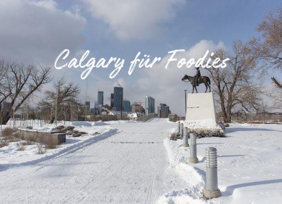 Calgary Alberta Reisetipps Winter