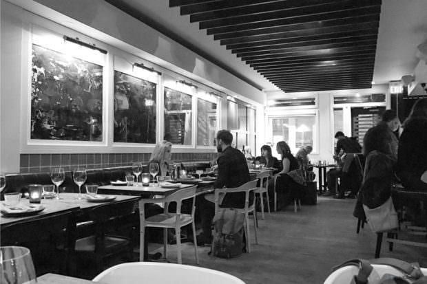 Restaurant Ox and Angela, Alberta