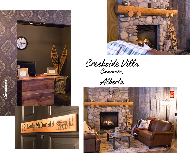 Creekside Villa Canmore Hotel